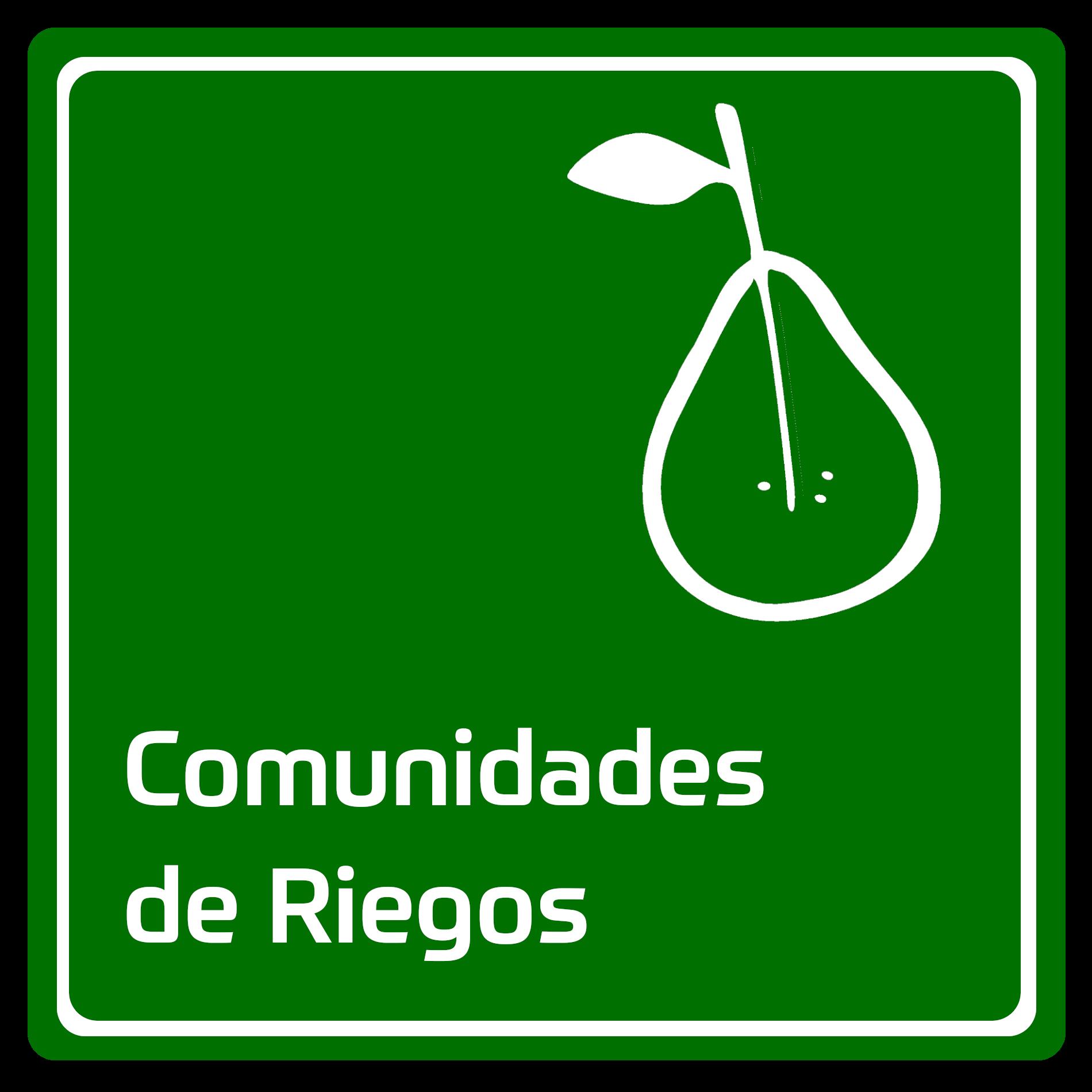 Comunidades de Riegos